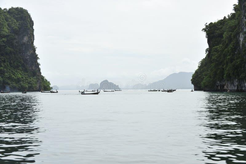 Phi Phi Island, Andaman, Tailandia foto de archivo