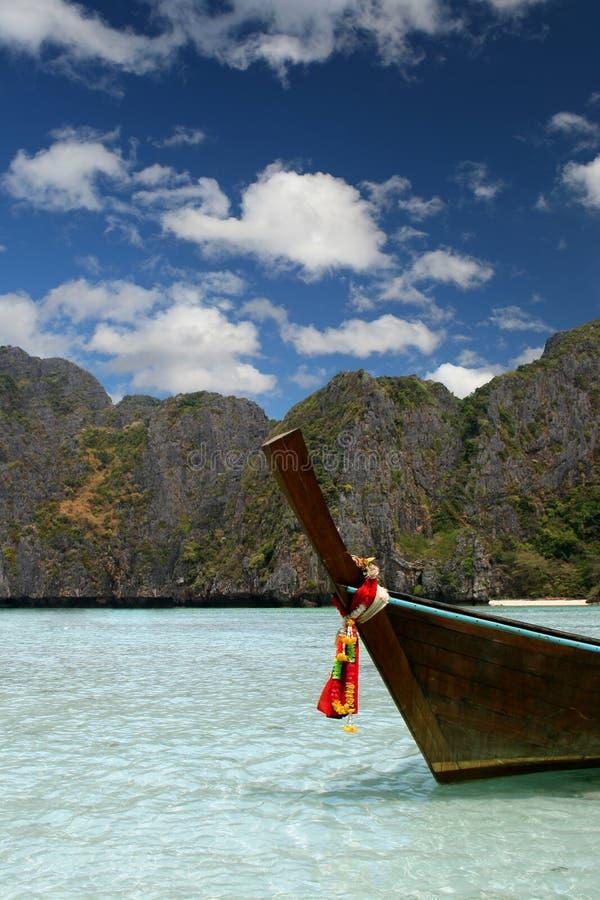 Phi Phi het Eiland van Leh stock afbeelding