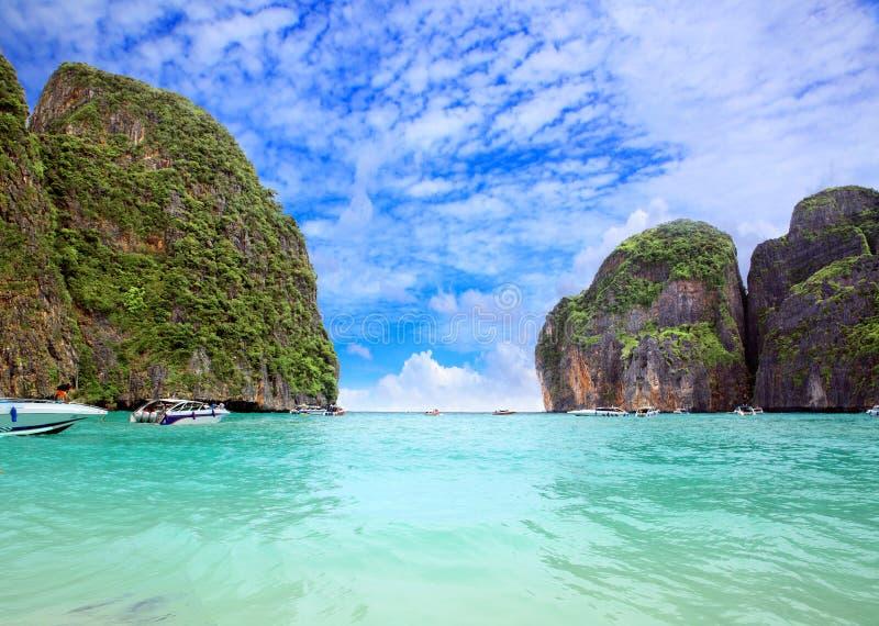 Phi-Phi island royalty free stock photo