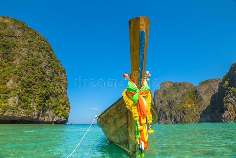 Phi-Phi Island Baya Bay image stock