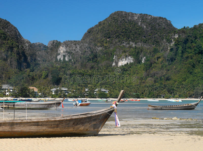 Download Phi Phi Islands - Thailand stock image. Image of andaman - 15086143