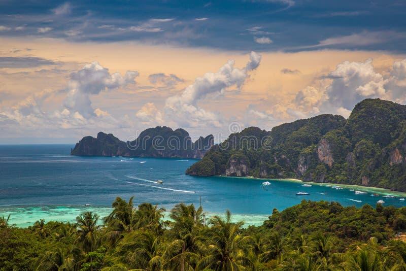 Phi Phi, Phuket, Thailand lizenzfreie stockfotos
