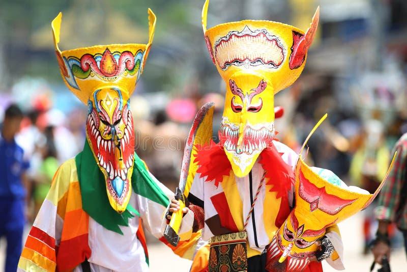 Phi TA korn φεστιβάλ στοκ φωτογραφίες