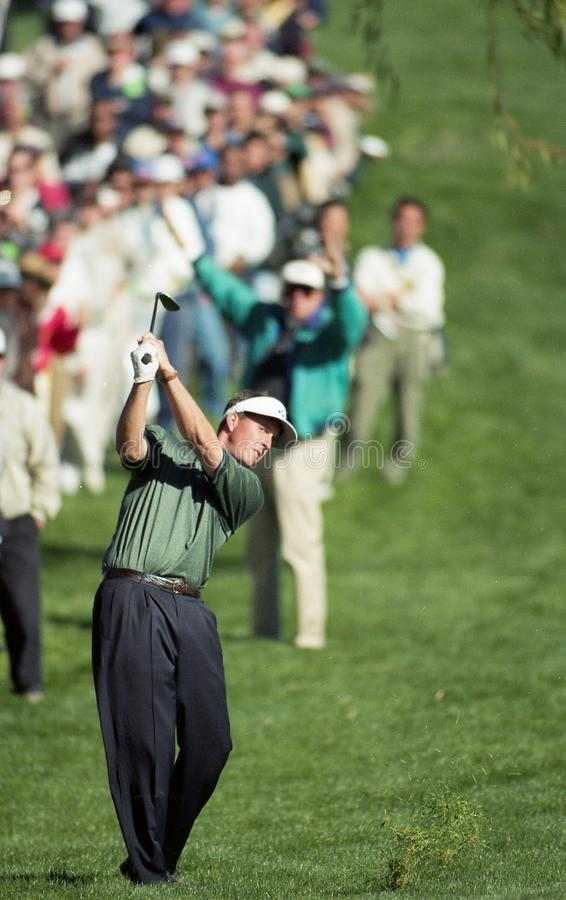 Phil Mickelson imagens de stock royalty free