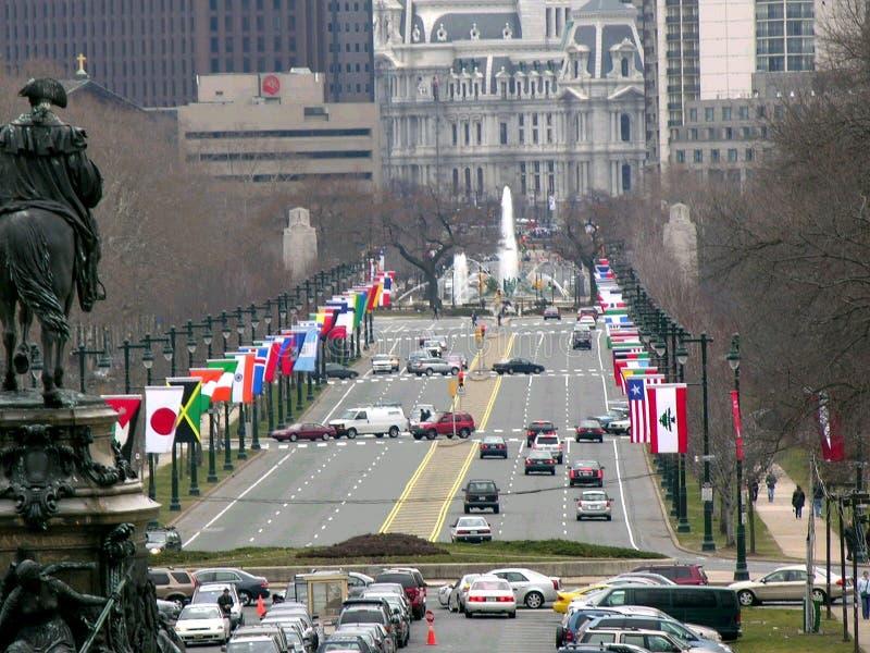 Philadelphia royalty-vrije stock fotografie