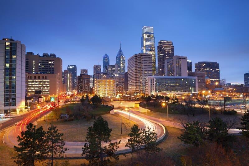 Download Philadelphia. stock image. Image of light, international - 28050811