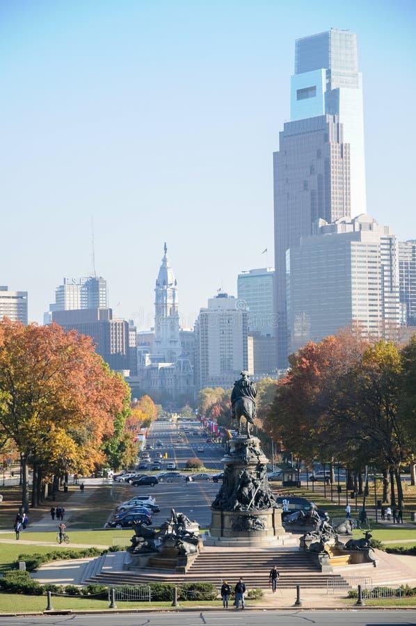 Philadelphia royaltyfria foton