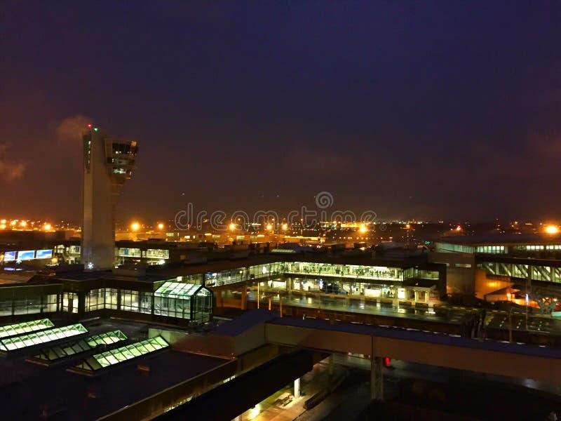 Philadelphia International Airport stock image