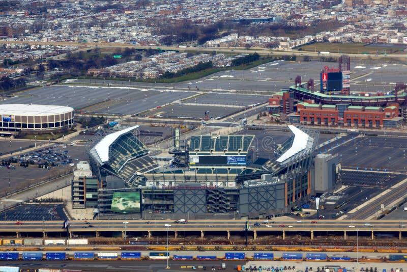 Philadelphia mette in mostra il complesso fotografia stock libera da diritti