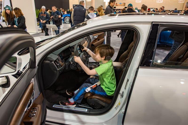 Download PHILADELPHIA PA - Feb 3 Volvo At The 2018 Philadelphia Auto Show Editorial & PHILADELPHIA PA - Feb 3: Volvo At The 2018 Philadelphia Auto Show ...