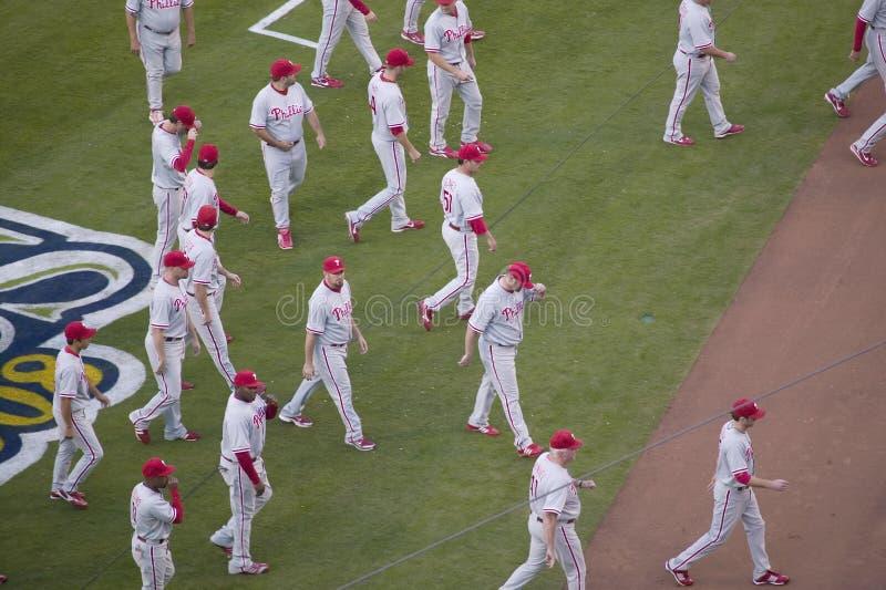 Philadelphia Phillies stock photos