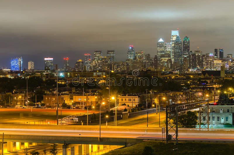 Download Philadelphia Skyline stock photo. Image of north, contemporary - 32329870