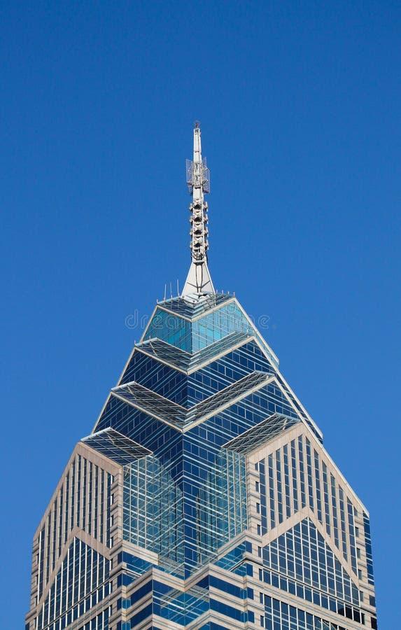 Philadelphia skyskrapa royaltyfri fotografi
