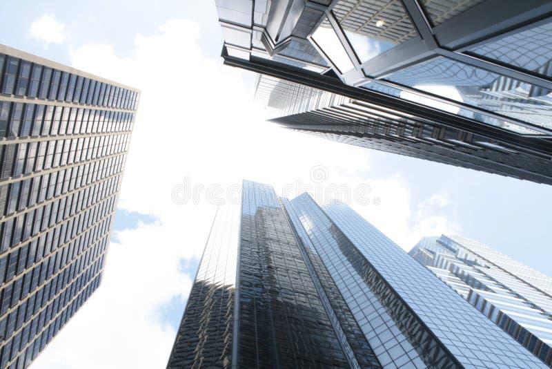 Philadelphia-Wolkenkratzer stockfotografie