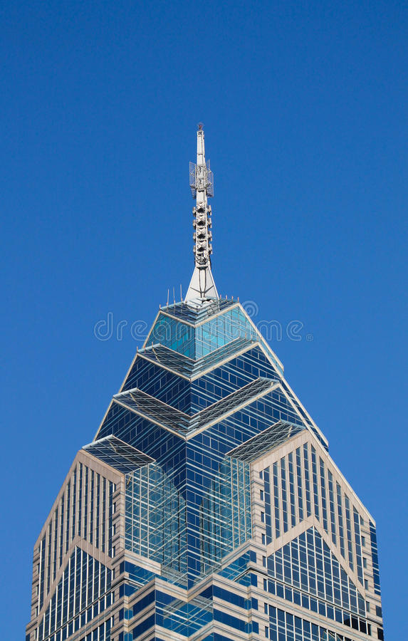 Philadelphia-Wolkenkratzer lizenzfreie stockfotografie