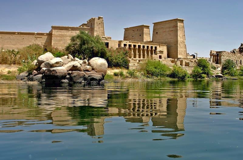 philae νησιών της Αιγύπτου στοκ φωτογραφία με δικαίωμα ελεύθερης χρήσης