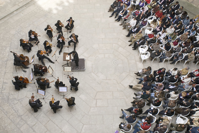 Philharmonic of Beiras stock photos