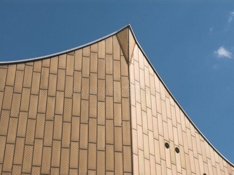 philharmonics berlin стоковые изображения