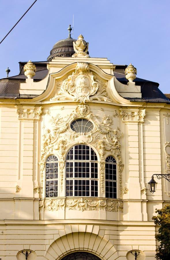 Philharmony slovaque, bâtiment de Reduta, Bratislava, Slovaquie image libre de droits