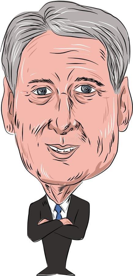 Philip Hammond Chancellor del Ministero delle Finanze