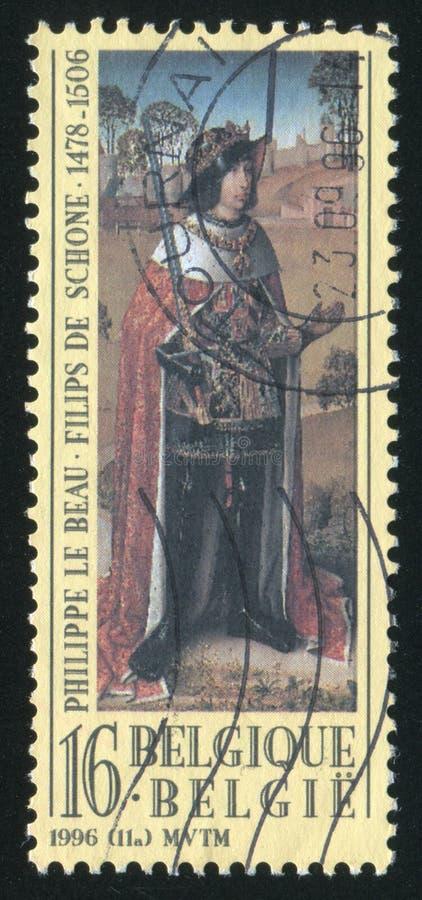 Philip I stockbilder
