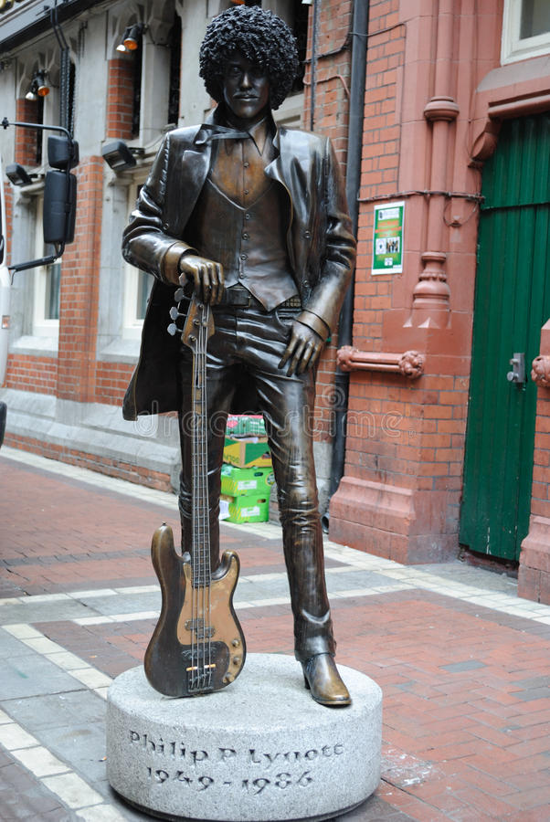 Download Philip Lynott editorial image. Image of celebrities, antique - 15570855