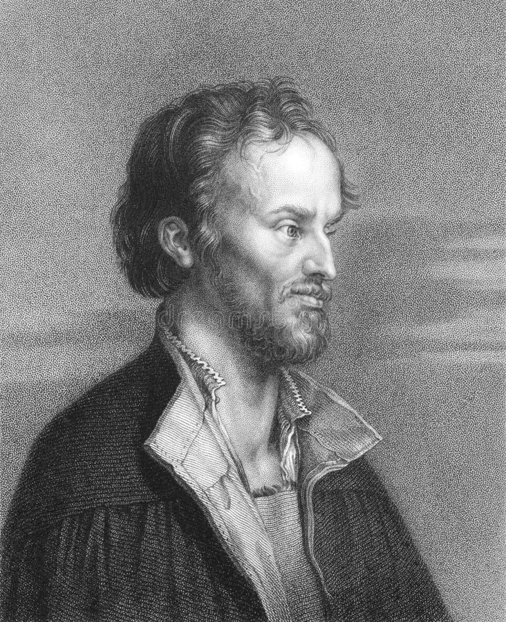 Philipp Melanchthon stockbild