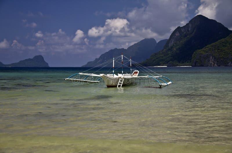 Philippine adventure stock photo