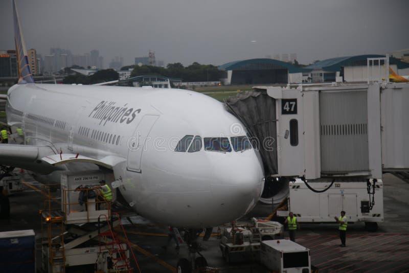 Philippine Airlines fotografía de archivo