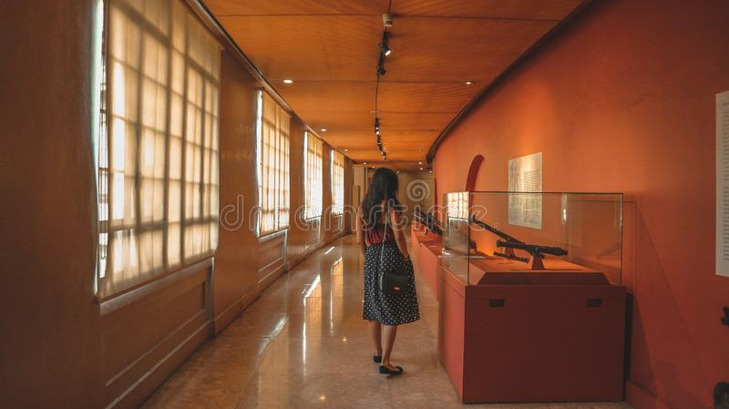 Philippine National Museum royalty free stock photo