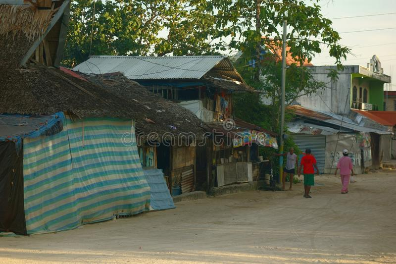 Philippine rural business stock photography