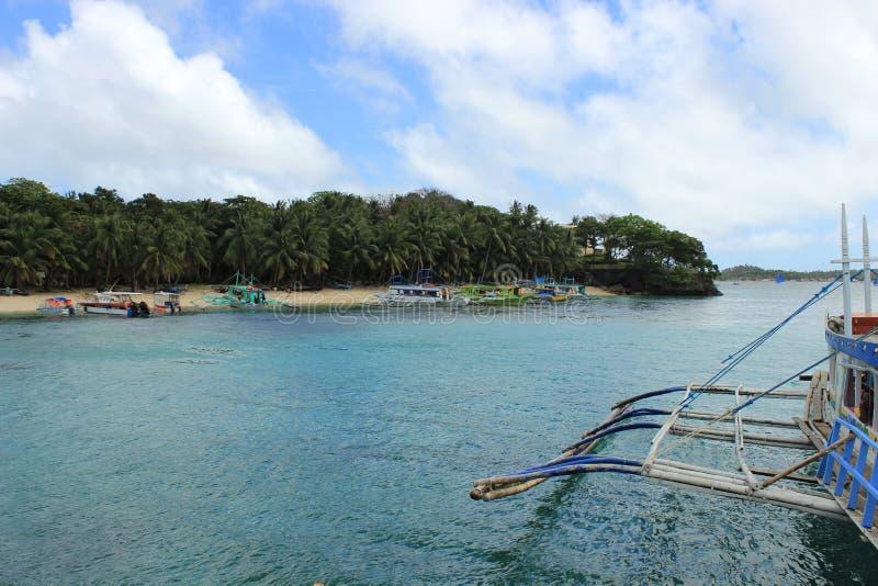 Philippinen, Boracay lizenzfreie stockbilder