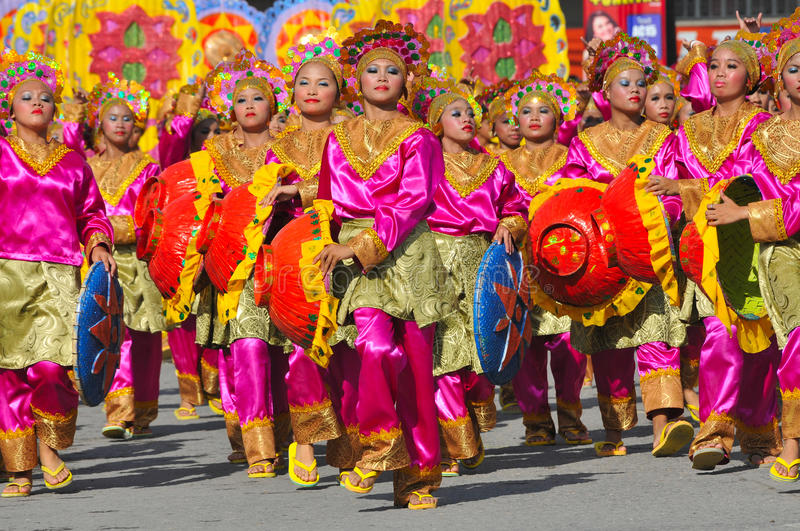 Philippines, Mindanao, Kiamba. Philippines, Mindanao, Koronadal City, Tnalak festival. The T'nalak Festival is named after a woven cloth created and woven by the stock images