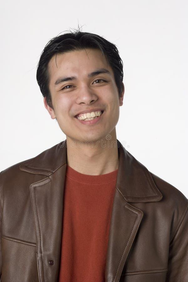 Philippinisches Portrait stockfotos