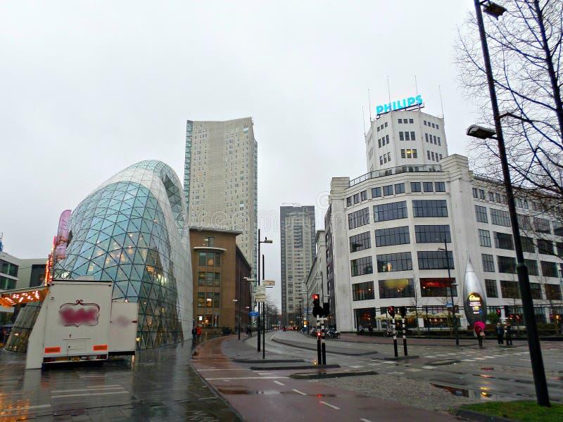 Philips στο Αϊντχόβεν, οι Κάτω Χώρες στοκ φωτογραφίες