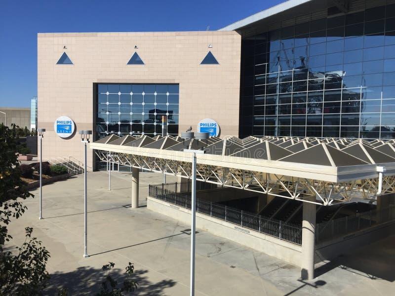 Philips Arena fotografia stock libera da diritti