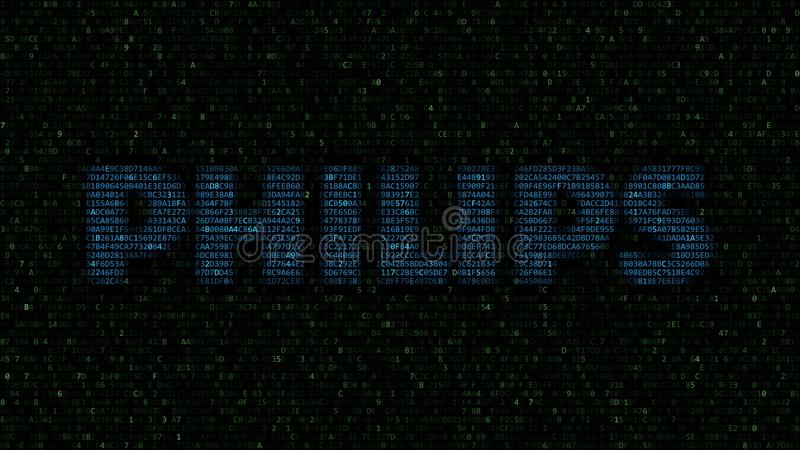 Download Philips Logo Made Of Hexadecimal Symbols On Computer Screen. Editorial 3D Rendering Editorial Stock & Philips Logo Made Of Hexadecimal Symbols On Computer Screen ...