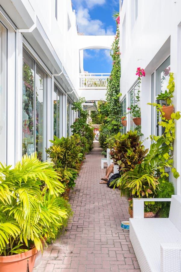 Philipsburg, Sint Maarten fotografia stock libera da diritti