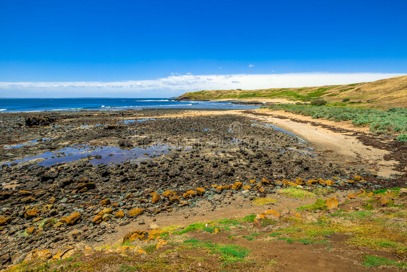 Phillip Island foto de stock royalty free