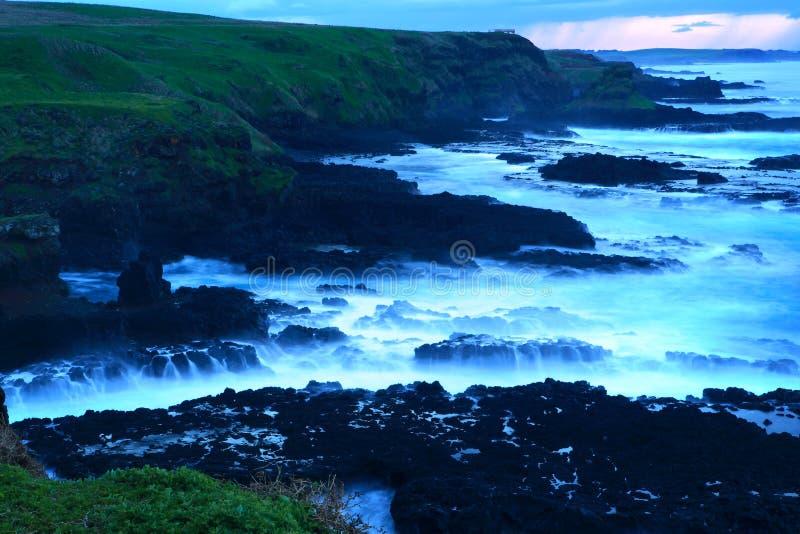 Phillip Island.melbourne royalty-vrije stock afbeeldingen