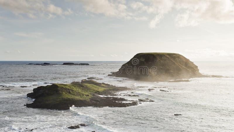 Phillip wyspa, Australia zdjęcie royalty free