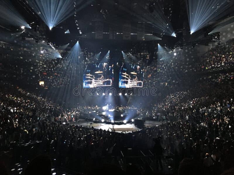 Phillips Arena photo stock
