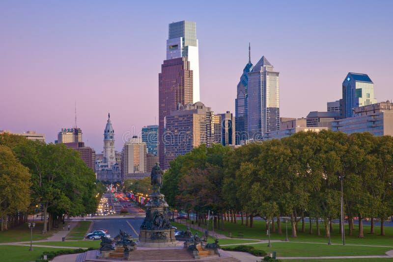 Philly 免版税库存图片
