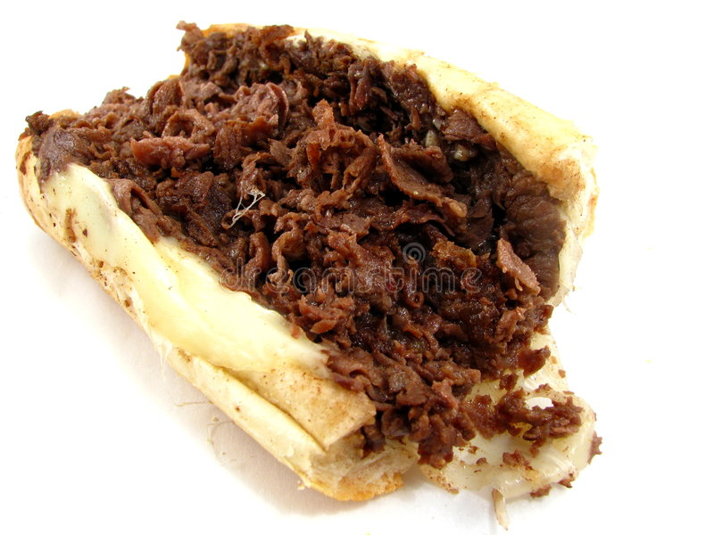 Philly Cheesesteak photographie stock