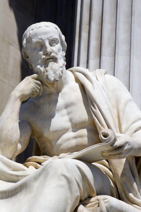 Philosopher stock photo