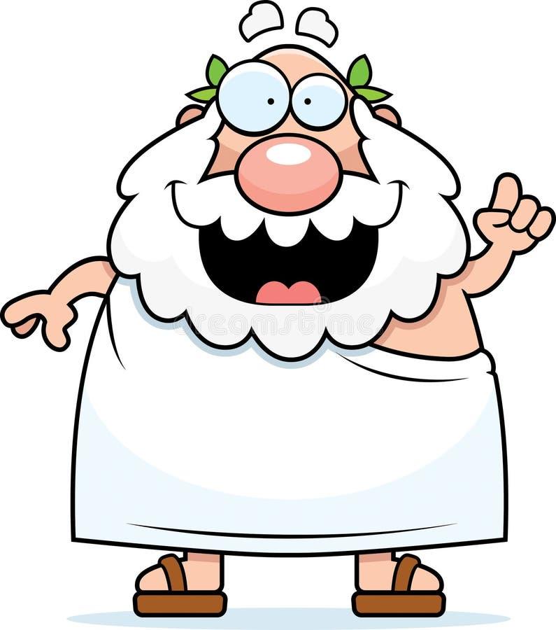 Download Philosopher Idea stock vector. Image of toga, scholar - 13614440