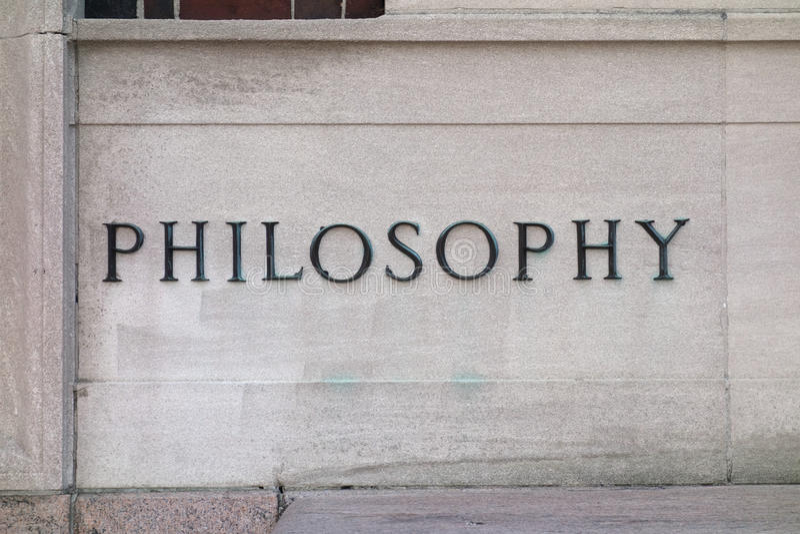 philosophie photos stock
