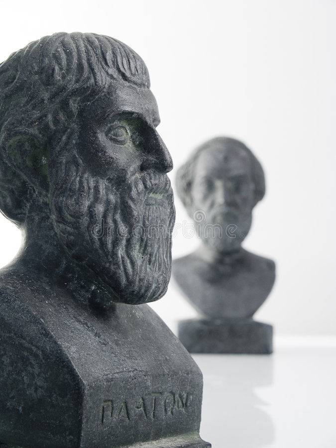 Free Philosophy Greek Recession Royalty Free Stock Image - 4241996