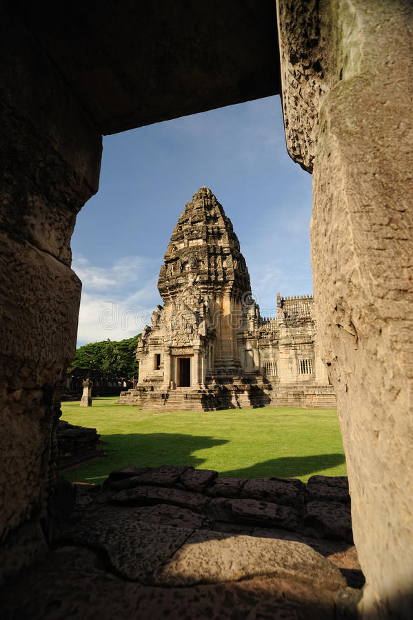 Free Phimai Temple Historical Park Royalty Free Stock Image - 14733456