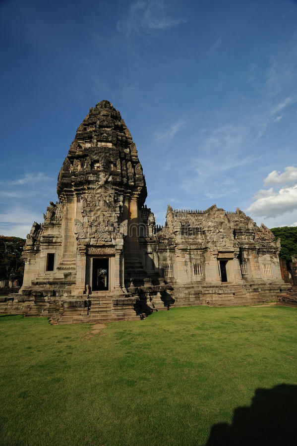 Free Phimai Temple Historical Park Royalty Free Stock Photos - 14733528